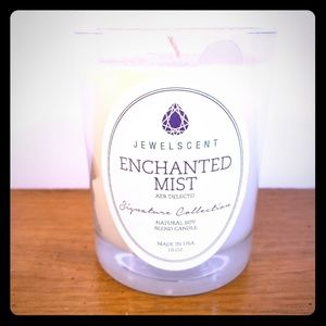 Jewelscent Enchanted Mist Candle